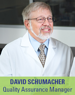 David Schumacher, RQAP-GLP